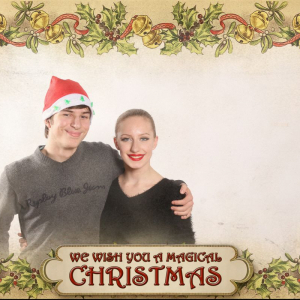 PhotoBooth A Magical Christmas Het Dansatelier by X-Noize photo booth-280-web