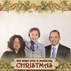 PhotoBooth A Magical Christmas Het Dansatelier by X-Noize photo booth-6-web