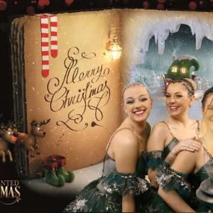 Dansatelier Den Haag - Enchanted Christmas show 201724