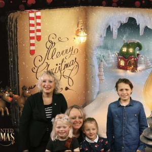 Dansatelier Den Haag - Enchanted Christmas show 201739