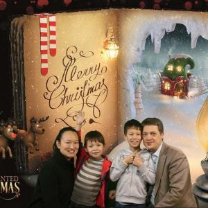 Dansatelier Den Haag - Enchanted Christmas show 201740