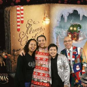 Dansatelier Den Haag - Enchanted Christmas show 20175