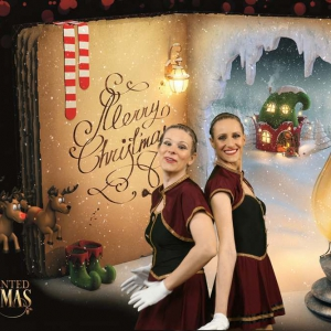 Dansatelier Den Haag - Enchanted Christmas show 201752