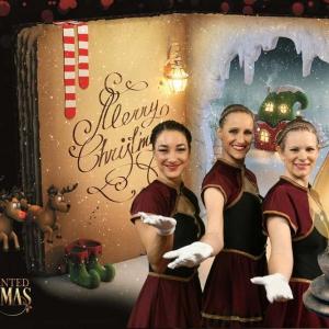 Dansatelier Den Haag - Enchanted Christmas show 201754