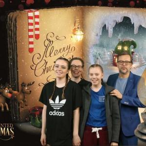 Dansatelier Den Haag - Enchanted Christmas show 20176