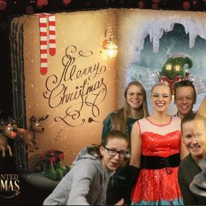 Dansatelier Den Haag - Enchanted Christmas show 201772
