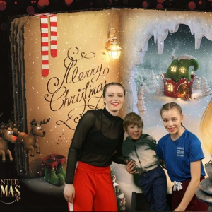 Dansatelier Den Haag - Enchanted Christmas show 201777