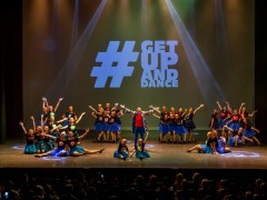 Get Up And Dance Show 2018
