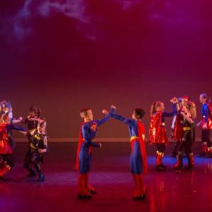 12 Super Heroes Movie Tributes Het Dansatelier by X-Noize-15-LR