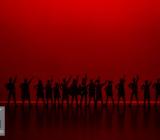 12 Super Heroes Movie Tributes Het Dansatelier by X-Noize-2-LR