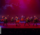 12 Super Heroes Movie Tributes Het Dansatelier by X-Noize-4-LR