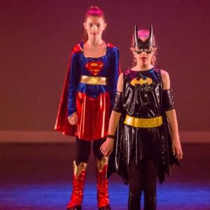 12 Super Heroes Movie Tributes Het Dansatelier by X-Noize-45-LR