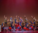 12 Super Heroes Movie Tributes Het Dansatelier by X-Noize-74-LR