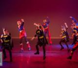 12 Super Heroes Movie Tributes Het Dansatelier by X-Noize-8-LR