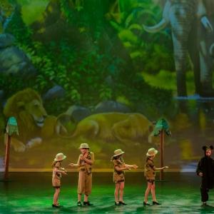 14 Jungle Book Movie Tributes Het Dansatelier by X-Noize-11-LR