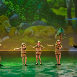 14 Jungle Book Movie Tributes Het Dansatelier by X-Noize-16-LR
