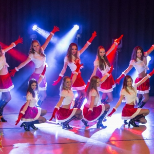 Dansatelier Den Haag - The Christmas Express16