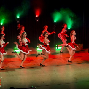 Dansatelier Den Haag - The Christmas Express30