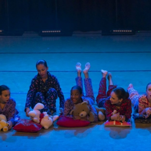Dansatelier Den Haag - The Christmas Express36