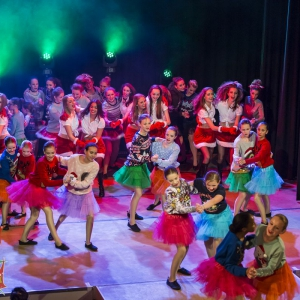 Dansatelier Den Haag - The Christmas Express45