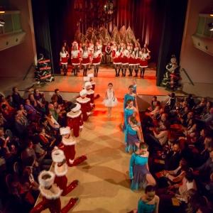 Dansatelier Den Haag - The Christmas Express50