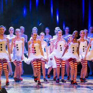 Dansatelier Den Haag - The Christmas Express78